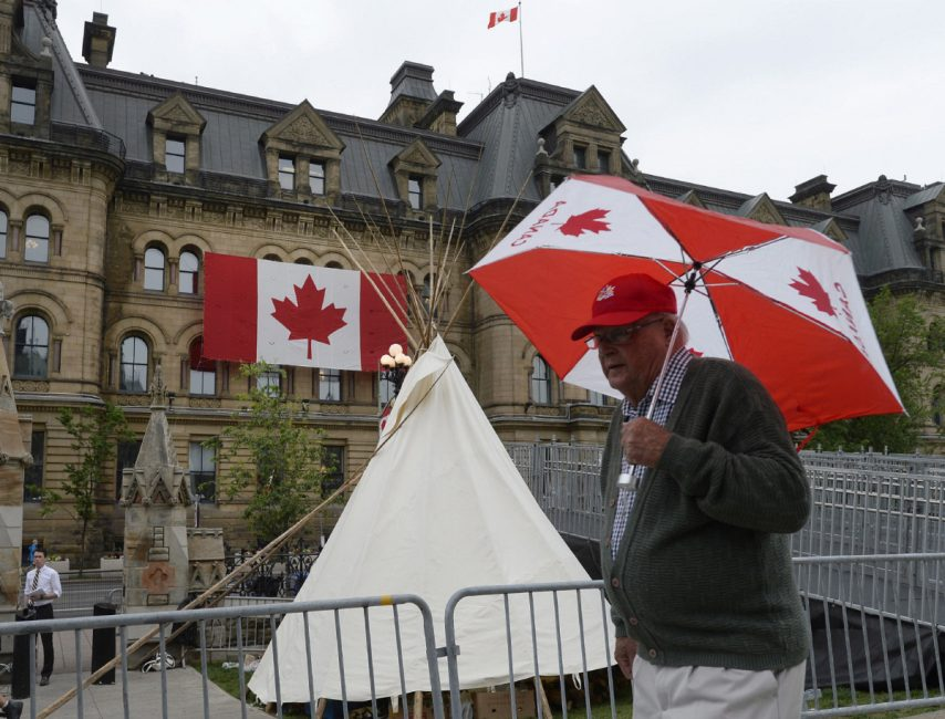 Canada is 150 years old