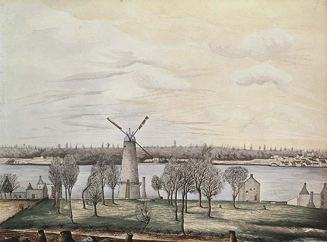 The Battle of the Windmill