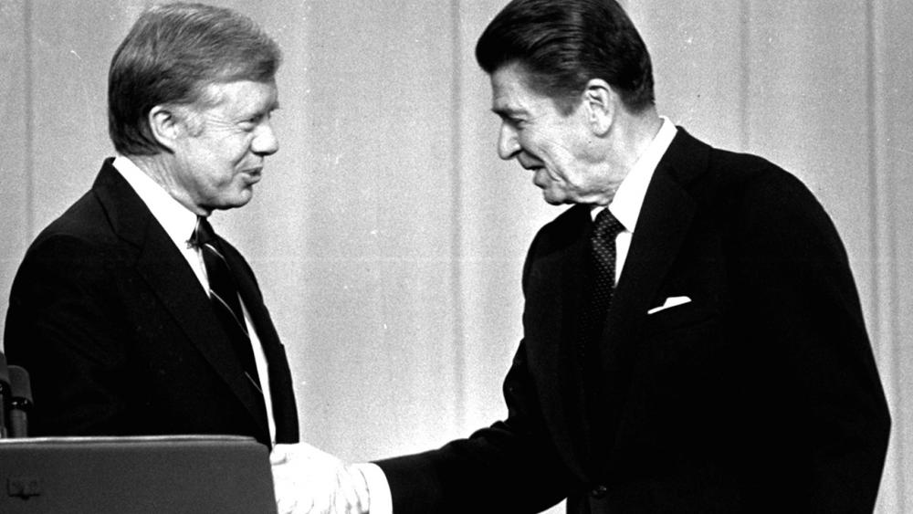 carter unsuccessful re election 1980s essay Take the hapless jimmy carter administration for example  day in office), the  political fallout was severe enough to cost him votes in the 1980 election  who  voted in favor of the treaty, and were up for re-election, only 7 were re-elected   alex jones fails to stop sandy hook parents' defamation case.