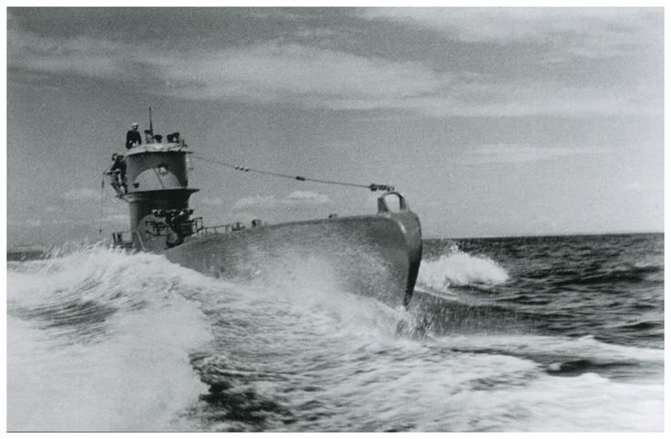 Nazi submarines in the Saint Lawrence