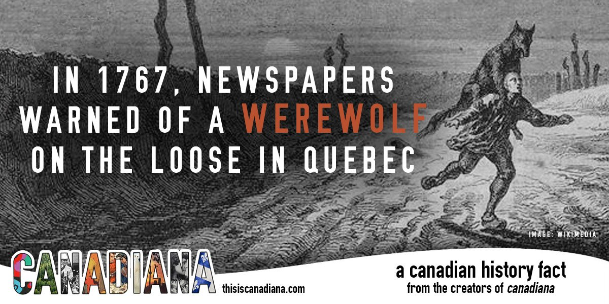 Werewolves of Quebec